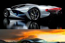 Concept car's