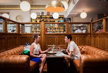 Jim Lawrence / The Bank / Our lights have been spotted in this beautiful bar in Clapham.