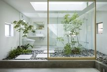 courtyard/outdoor