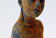 Keramikkskulpturer