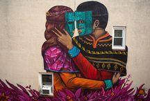 World of Urban Art : SANER  [Mexico]