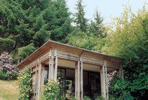 Garden rooms / Conservatory, annex, extensions, orangeries