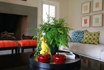 """""""Lively Up"""" the Living Room - schemes, themes & ideas"""