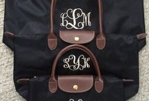 Monogrammed products