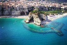 Giro d'Italia - Calabria, Amalgi Coast, Liguria