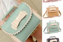 Girly purses