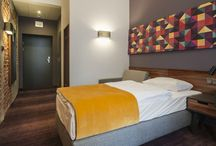 Hotel : Bedroom