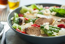 Savory Salads / by Farrel Ashley