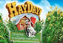 Theme: Farm & Hay Day