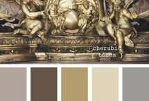 Paint / Colour Palettes