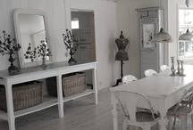 Kitchens and dining areas