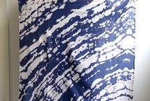Šití, látky, dekorování látek / fabrics, fabric decoration
