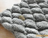 handknitted accessories - accessori a maglia