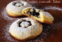 biscoito e pastel