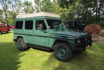 G Class Campers / Nice G Camper from Special Mobils