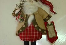 Karácsonyi figurák