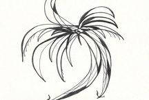 Benke Rita rajzai
