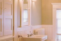 Bathrooms / by Nancy Farrer