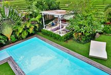 Villa Riceview / The beauty of the Villa Riceview is reflecting by its name, this house for rent in Bali is surrounded by rice field in Umalas area which is only 10 minutes' drive to the best fine restaurant street of Oberoi and down town of Seminyak. For more information visit: https://en.balijetaime.com/private-bali-villa-rental/villariceview