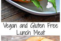 Vegan lunch mear