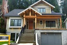 Hasler Homes / Introducing Summerside, A Modern Craftsman style home in the Cove.