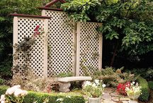 outdoor decor/flower beds/ Veg garden / by Beverly Roffeydavis http://ourhealthylifestylejourney.wordpress.com Roffeydavis