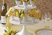 Tables Settings / by Katie Huyette Majcher