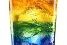 regnbuefarger