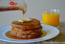 Dinner- Breakfast foods / by Carly Moss