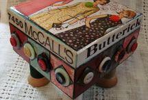 altered boxes & company / by Sandra Nascimento