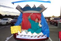 Trunk or Treat / by Becca Williams