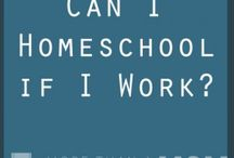 Homeschooling for the Working Mom / Tips, activities and encouragement for homeschool moms who work