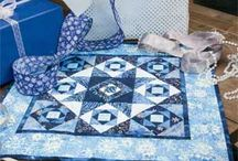 Wall Quilt Patterns / Here are quilts sized for optimum wall display. These wall quilts will freshen your decor and keep sewing time to a minimum. Wall hanging quilts are a great way to swap out seasonal decorations in your home. Includes free wall quilt patterns. / by McCall's Quilting