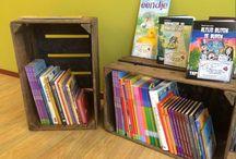 kinderboekzwerfstation