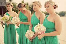 wedding - bridesmaids looks / by tari Chabz