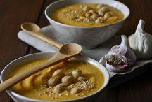 Nutrirsi bene / Zuppe-vellutate-creme