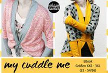 """""""my cuddle me"""" - schaumzucker / Das digitale Schnittmuster """"my cuddle me"""" von schaumzucker als Ebook."""