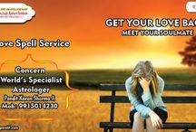 Love spell service
