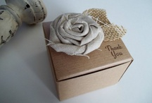 ~To present... / Gifts wrapped with creativity and tied with love...