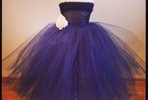 Tutu dresses / Handmade beautiful dresses