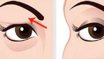 sagging eye lids