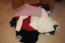 Purging and Organizing....How not to get overwhelmed / by Darcy Blackstock