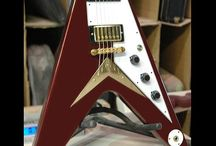 Flying V / by Gibson Guitar
