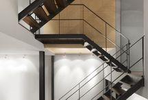 AMBIANCE // au pied de l'escalier