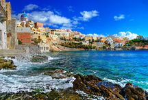 Travel to Syros, Greece