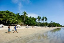 Tamarindo, Costa Rica / Tamarindo, Costa Rica is all about great surf, sand, food and nightlife. And while that makes Tamarindo a hotspot for surfers, partiers and bohemians, it doesn't make bonafide adults shy away, either.