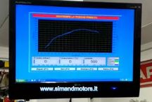 Cars dyno testing on Bapro chassis dynamometer / Various Bapro's customers video from Youtube, dyno testing - chassis dynamometer, rolling road, chiptuning, test bench