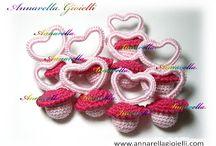 Creazioni - #crochet / by Annarella Gioielli