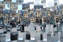 Art Sculpture and installations