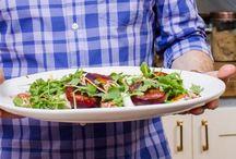 Sorghum Salads